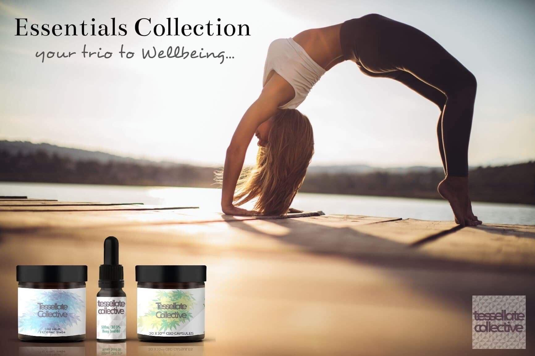 New Products Launched at Tessellate Collective; Bundle Discounts on CBD Products
