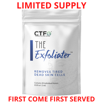 The New Limited Edition CTFO Exfoliator Hits The Global Market